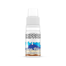 Drippame: Deep Blue Cheesecake