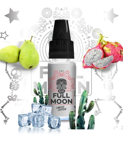 Pear and dragon fruit with a fresh touch