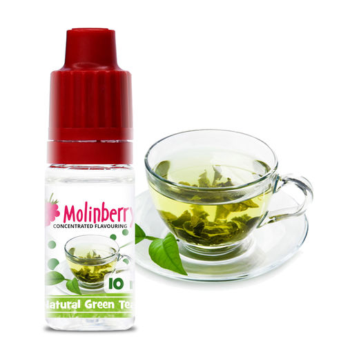 Molinberry: Natural Green Tea