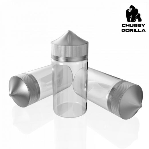 200 ml Chubby Gorilla bottle