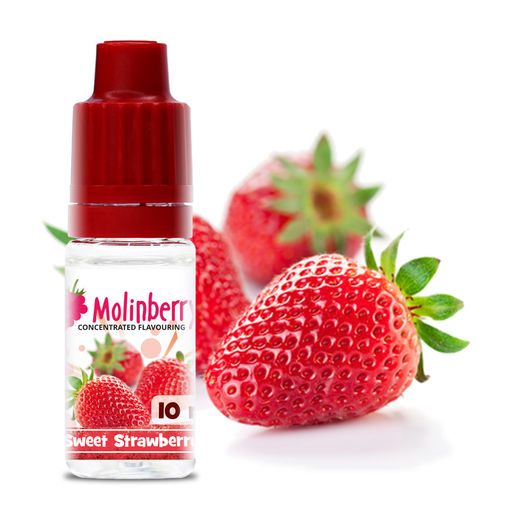 Molinberry: Sweet Strawberry