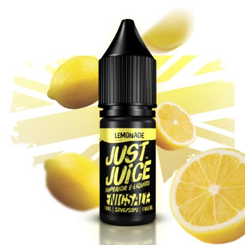 Just Juice Nic Salt: Lemonade