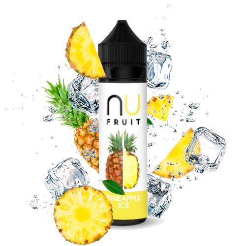 Nu Fruit: Pineapple ice 50ml
