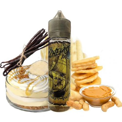 The Alchemist Juice: Monkey Island 50ML SHORTFILL
