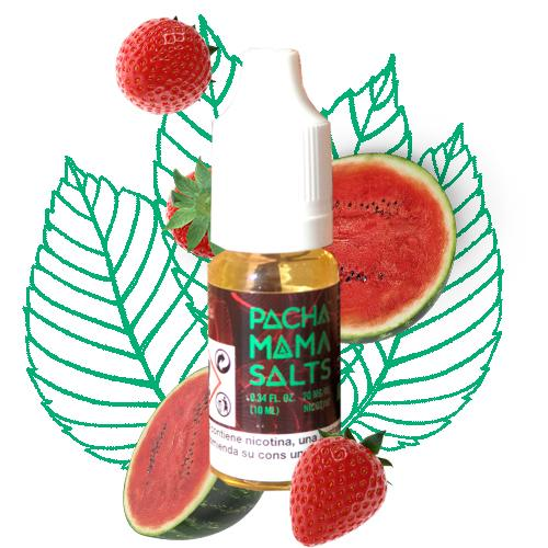 Pachamama Salts: Strawberry Watermelon