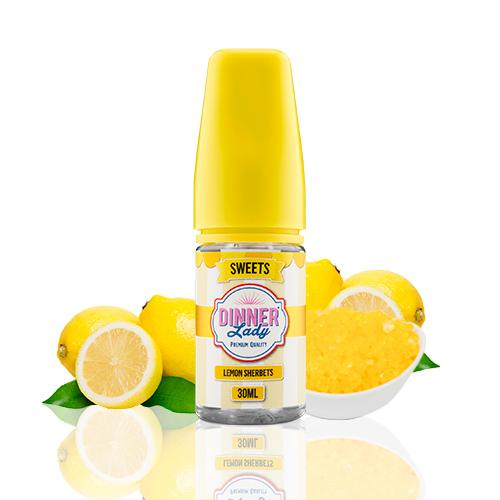 Dinner Lady Sweets: Lemon Sherbets