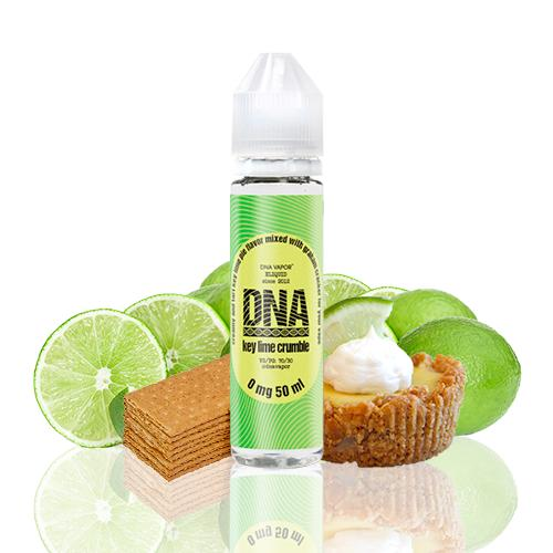 Dna By Daddy's Vapor:  Key Lime Crumble