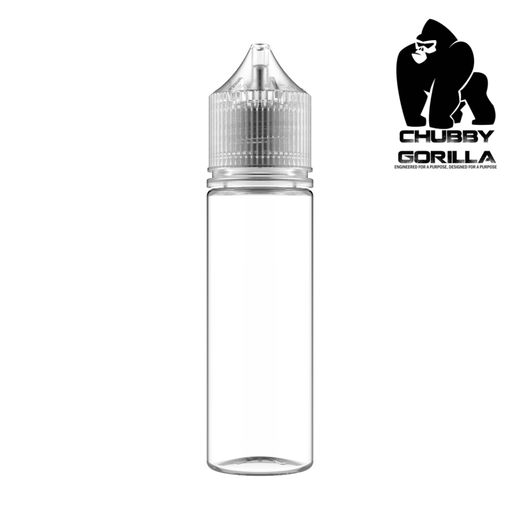 60 ml Chubby Gorilla bottle