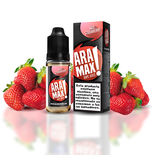 Aramax: Max Strawberry