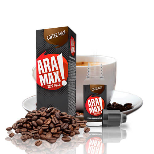 Aramax: Max Coffee