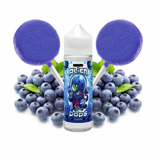 Kings Crest: Alien Pops Blueberry
