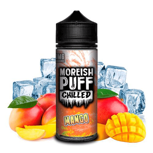 Moreish Puff: Chilled Mango