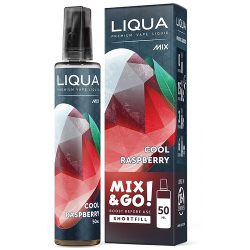 LiQua Mix'n'Go: Cool Raspberry