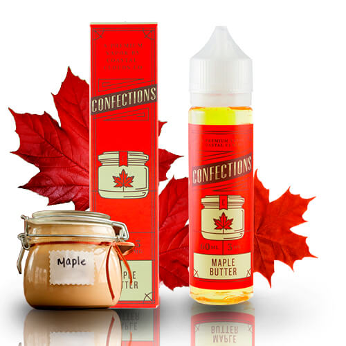 Confections: Maple Butter