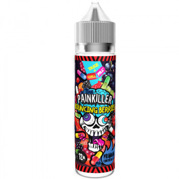 Chill Pill: Pain Killer - Bouncing Berries 50ML SHORTFILL