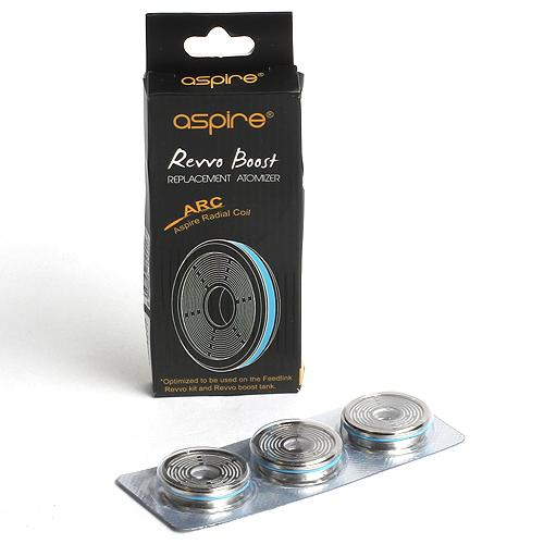 Aspire Revvo Arc Boost Coil (3pcs)