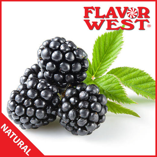 FlavorWest: Blackberry (Natural)