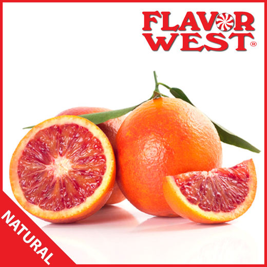 FlavorWest: Blood Orange (Natural)
