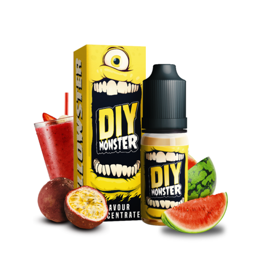 DIY Monster: Yellowster