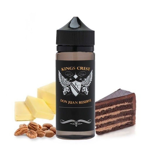 Kings Crest: Don Juan Reserve 100ML (SHORTFILL)