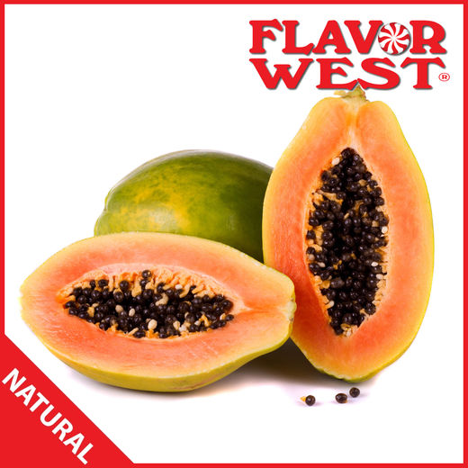 FlavorWest: Papaya (Natural)