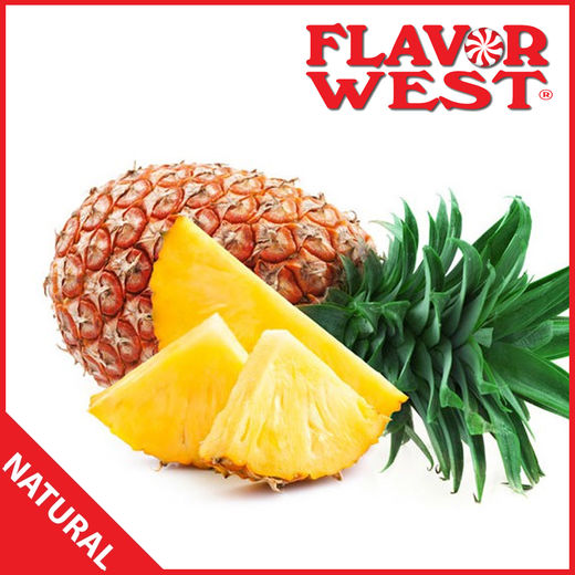 FlavorWest: Pineapple (Natural)