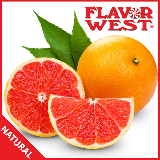 FlavorWest: Ruby Red Grapefruit (Natural)