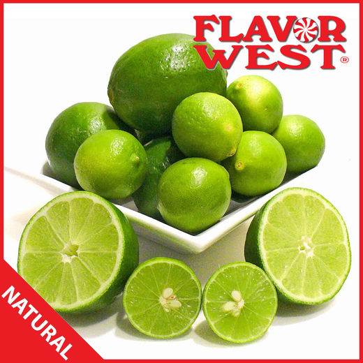 FlavorWest: Key Lime (Natural)