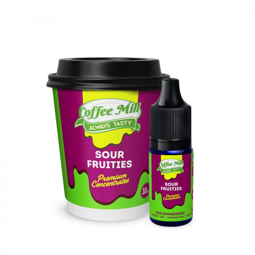 Coffee Mill: Sour Fruities