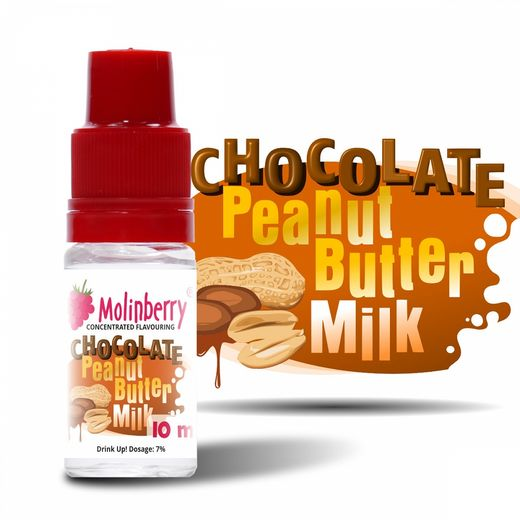 Molinberry: Chocolate Peanut Butter Milk