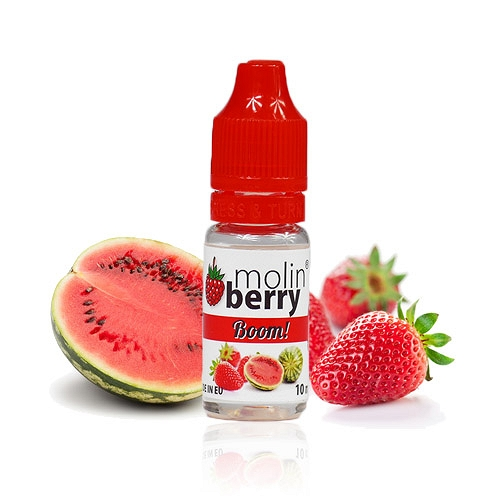 Strawberry and watermelon