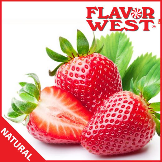 FlavorWest: Strawberry (Natural)